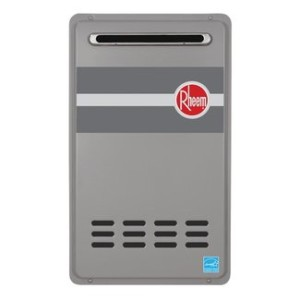 rheem 50 gallon electric water heater