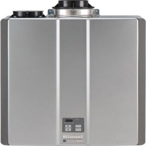 electric on demand water heater