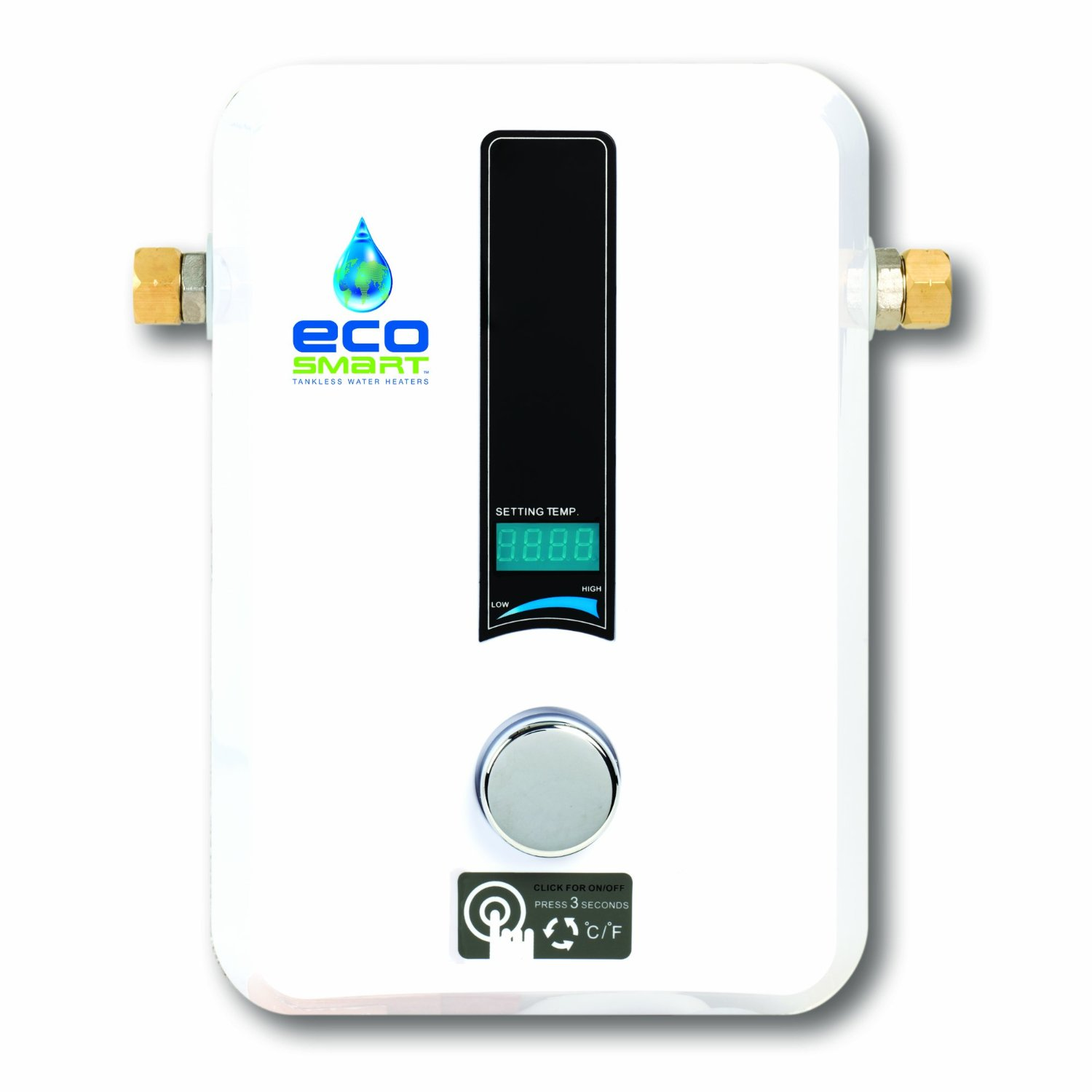 quality tankless water heater