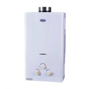 tankless hot water heater electric