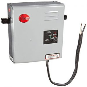 tankless gas hot water heater