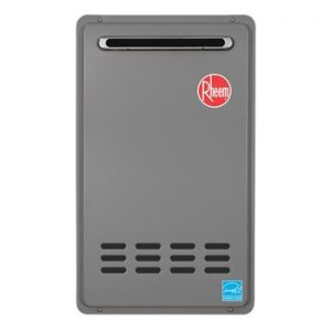 hybrid tankless water heater